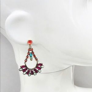Sorrelli Jewelry - Sorrelli Bright Fan Earring, NWT Boutique